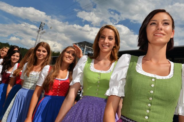 Austria girls
