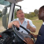 lorry driving training