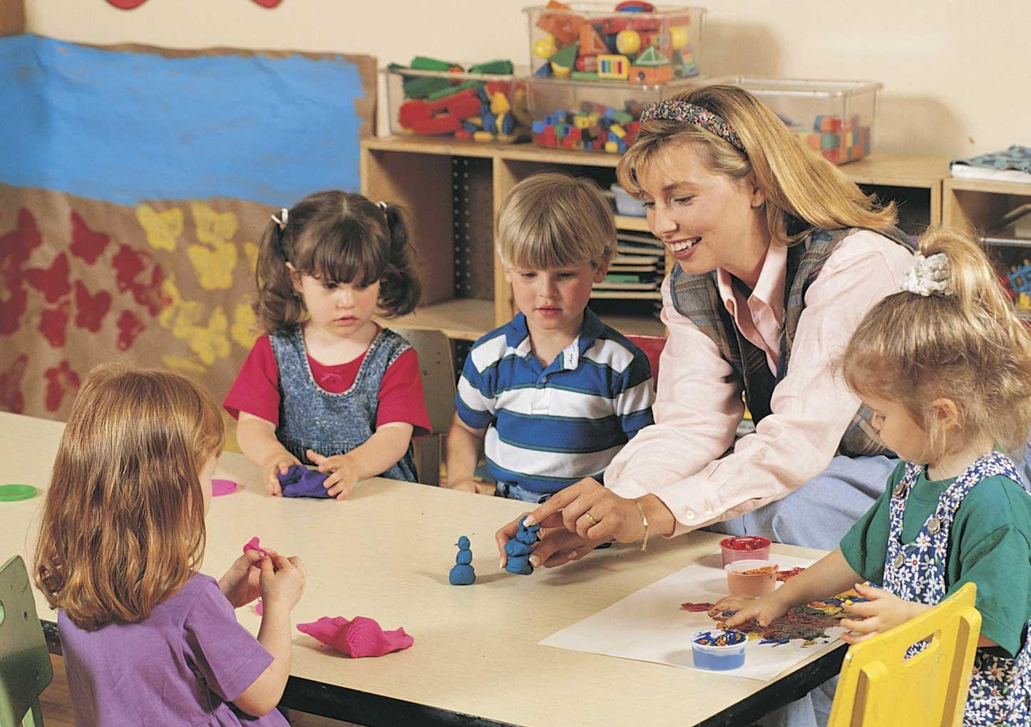 nursery at Crib to Whiz Playschool