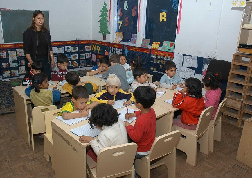 pre-nursery at Crib to Whiz Playschool