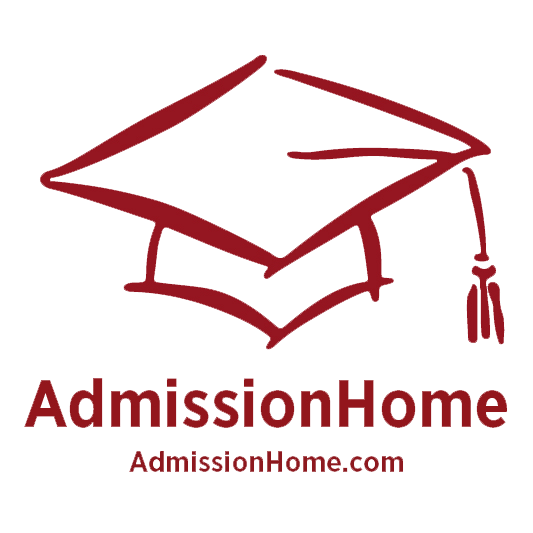 Admission Home