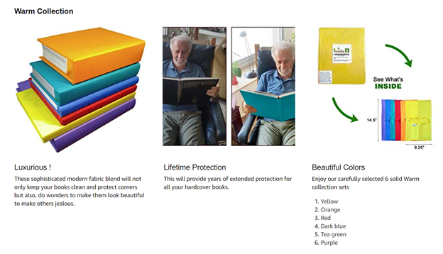 book covers for textbooks
